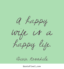 Wife Quotes & Sayings Images : Page 16