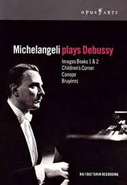 Michelangeli Plays Debussy: Arturo Benedetti ... - Amazon.com