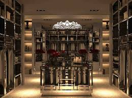 walk in closet organization with luxury design and awesome lighting best lighting for closets