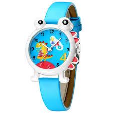 <b>2019 KDM</b> Lovely Cartoon Dinosaur Children Watch <b>Cute</b> Kids Boys ...