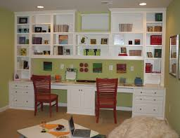 built in cabinets traditional home office built in office