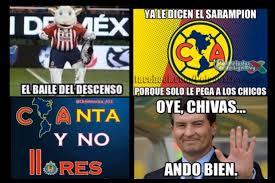 Los mejores memes del clásico América contra Chivas - TVNotas ... via Relatably.com