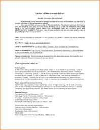 doc 12851660 job recommendation letter format template now