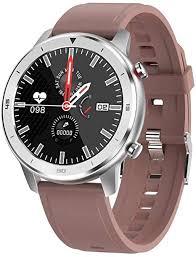 <b>DT78 Smart Watch</b> Full Touch Round <b>Smart Watch Men</b> Retro ...