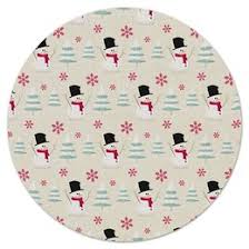 """заказать коврики для мышки с красивыми принтами """"<b>christmas</b>"""""""