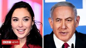 Wonder Woman <b>star</b> Gal Gadot wades into Netanyahu row over ...