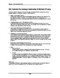case study questions and answers on ryanair  case study questions and answers on ryanair