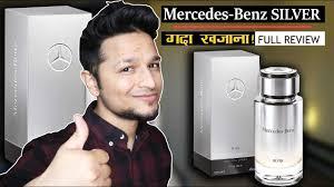 <b>Mercedes Benz SILVER</b> Perfume Review  Hidden Gem हिंदी ...