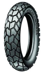 <b>Michelin</b> Sirac Street 110/90-18 61P Tubeless Bike Tyre, Rear ...