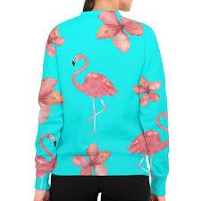 "Свитшот женский с полной запечаткой ""<b>фламинго</b>"" #2797985 от ..."