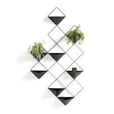 <b>Кашпо</b> настенный из металла, ikebana <b>La Redoute</b> Interieurs | La ...