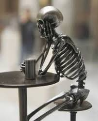Me waiting for the rest of my Skeleton friends to show up at the ... via Relatably.com