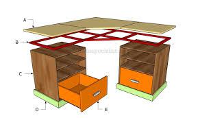 building office desk desk leda computer desk computer in desk build home office desk accessories glam accessoriesexciting home office desk interior