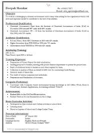 sample resume for freshers word document accounting resume sample resume format in word file