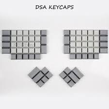 color3 <b>ergodox pbt keycaps white</b> dsa pbt blank keycaps for ergodox ...