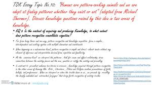 ib essay help tok essay topics help