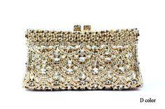 Evening Bags <b>New Fashion Famous Brand</b> Women Evening Bags ...