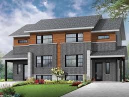 Plan M    Find Unique House Plans  Home Plans and Floor    Four Plex Design  M