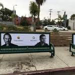 Street Artist Plasters Fake Anti-Google Ads in California Over James Damore Dismissal