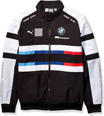 PUMA Mens BMW M Motorsport Street Woven Jacket ... - Amazon.com