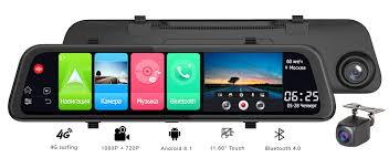 <b>Blackview GX12</b> умное зеркало <b>видеорегистратор</b> на Android 8.1 ...