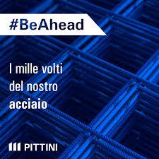 #BeAhead - I mille volti dell'acciaio