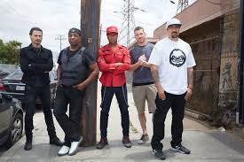 <b>Prophets of Rage</b>: Inside New RATM, Public Enemy, Cypress Hill ...
