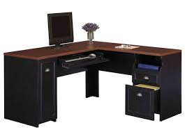 desk hutch for computer desk home office corner desks l shaped office desk with hutch for home mission corner design oak laminate eco friendly 3 drawers bush desk hutch office