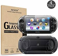 (4-Pack) Screen Protectors for Sony Playstation Vita ... - Amazon.com