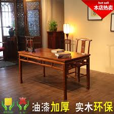 ming and qing antique furniture elm wood tables calligraphy painting students videos chinese sinology table desk antique office table