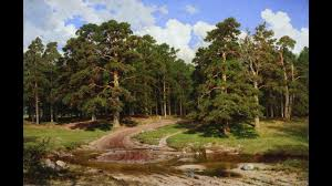 Деревья России. Сосна (Шишкин Иван (1832-1898) - YouTube