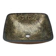 <b>Раковина</b> стеклянная Т12 12018 42х42 <b>Bronze de Luxe</b> в Нижнем ...