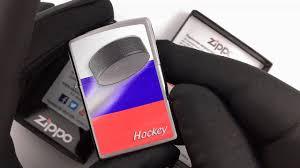 Новая оригинальная <b>зажигалка Zippo 200</b> Хоккей купить в ...