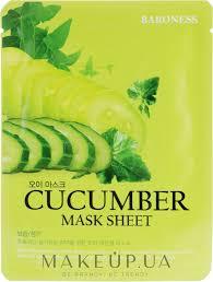Beauadd Baroness Mask Sheet Cucumber - <b>Тканевая маска с</b> ...