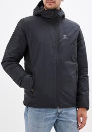 <b>Куртка</b> утепленная <b>Salomon</b> DRIFTER LOFT HOODIE M купить за ...