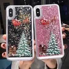 Cartoon Santa Claus Elk Phone Case For iPhone 11Pro Max ... - Vova