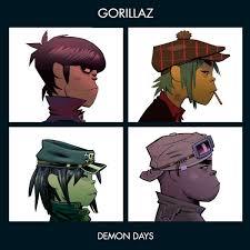 <b>Gorillaz Demon Days</b> CD