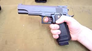 <b>Пистолет страйкбольный Galaxy</b> G.6 Colt 1911 PD (Обзор ...