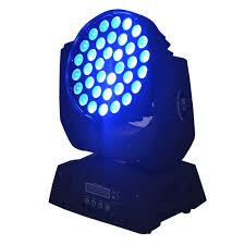 China LED <b>Moving Zoom Wash</b> Light 36X12W RGBWA UV - China ...