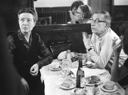 years later we re still debating jean paul sartre and anti jean paul sartre and simone de beauvoir