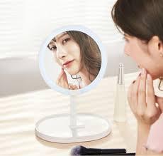 <b>Зеркало для макияжа</b> Xiaomi <b>XY</b> Led Touch Makeup Mirror