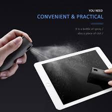 Мобильный телефон <b>спрей для очистки экрана</b> протрите ...