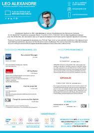 recruitment consultant cv template upcvup