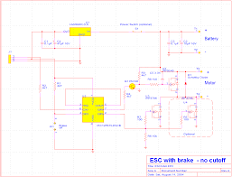 12f675 based brushed motor esc esccar gif rev a circuit diagram for production car esc brake and no lvc