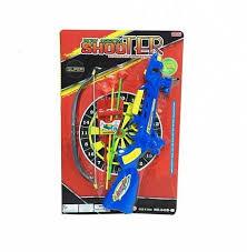 <b>Лук</b> со стрелами-присосками, <b>арбалет</b> и мишень от <b>Junfa</b> Toys ...
