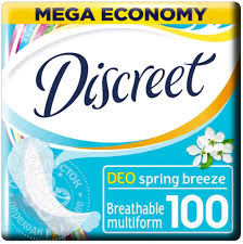 Купить <b>Прокладки Discreet</b> Deo Spring Breeze <b>Multiform</b> ...