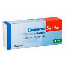 <b>Дальнева</b> таблетки <b>5мг</b>+ 4мг 30 шт. купить по низким ценам ...