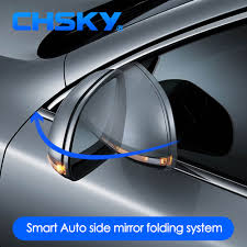 CHSKY <b>Universal Car</b> Side <b>Mirror</b> Folding System <b>Auto</b> Side <b>Mirror</b> ...