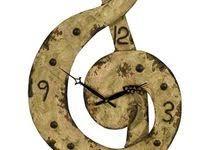 Clock: лучшие изображения (111) | Часы, Настенные часы и ...