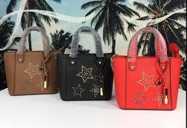 2019 new <b>women's bag</b> shoulder diagonal hand-held <b>five</b>-<b>pointed</b> ...